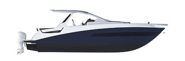 Azimut Verve 40 MY2018 Azimut Yachts France Verve 40 Profile