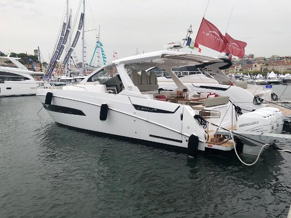 Azimut Verve 40 MY2018 Azimut Yachts France Verve 40 01
