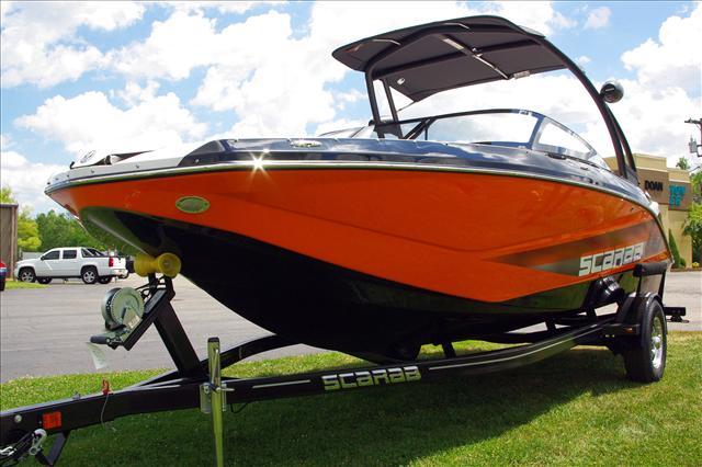 Scarab Jet Boat 215 HO Impulse Jet Boat