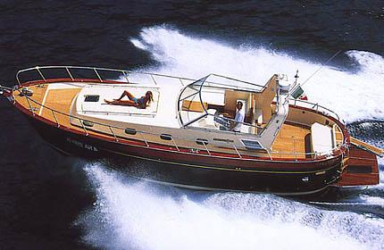 Apreamare 12m Manufacturer Provided Image: Cabin Version