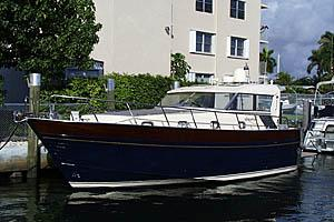Apreamare 12m Manufacturer Provided Image: Cabin Version