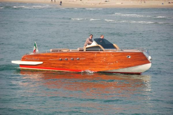 WOODEN BOATS WB 33'