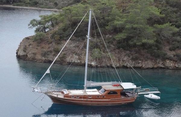 15 m Motor  Sailer Motorsailer for Sale Turkey