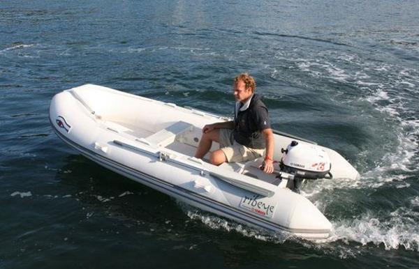 Ribeye Tender TS350 Boat Only NEW