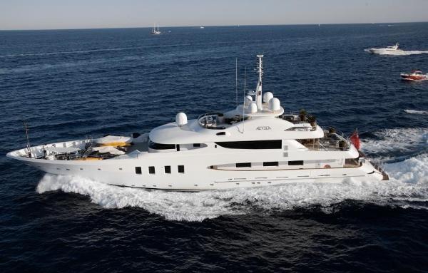 Nereids Yachts Nereids Yachts Azteca II