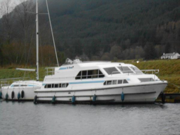 Le Boat Crusader
