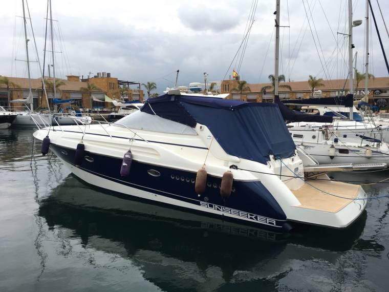 Sunseeker Portofino 400