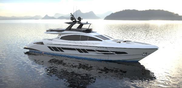 Lazzara Yachts LSY 95 Lazzara LSY 95