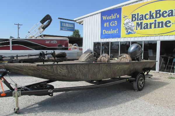 G3 Boats Sportsman 19 BreakUp Camo