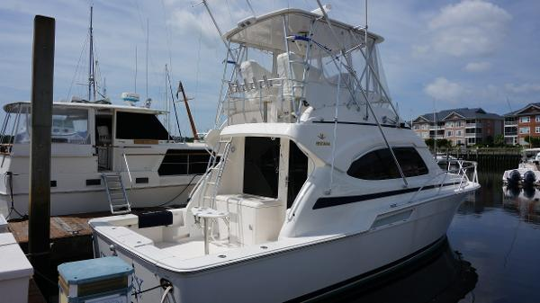 Bertram 39 Sport Fisherman