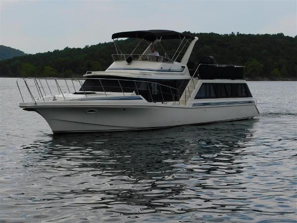 Blue Water 55 Coastal Cruiser