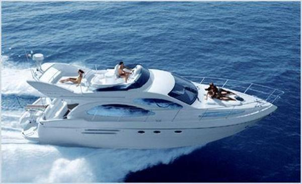 Azimut 46 Manufacturer Provided Image: Azimut 46