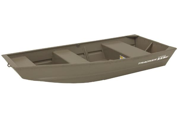 Tracker Topper 1036 Riveted Jon