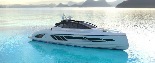 Lazzara Yachts LSX 65 Lazzara LSX 65