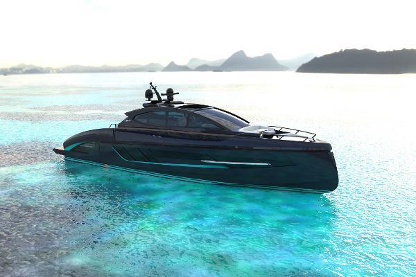 Lazzara Yachts LSX 67