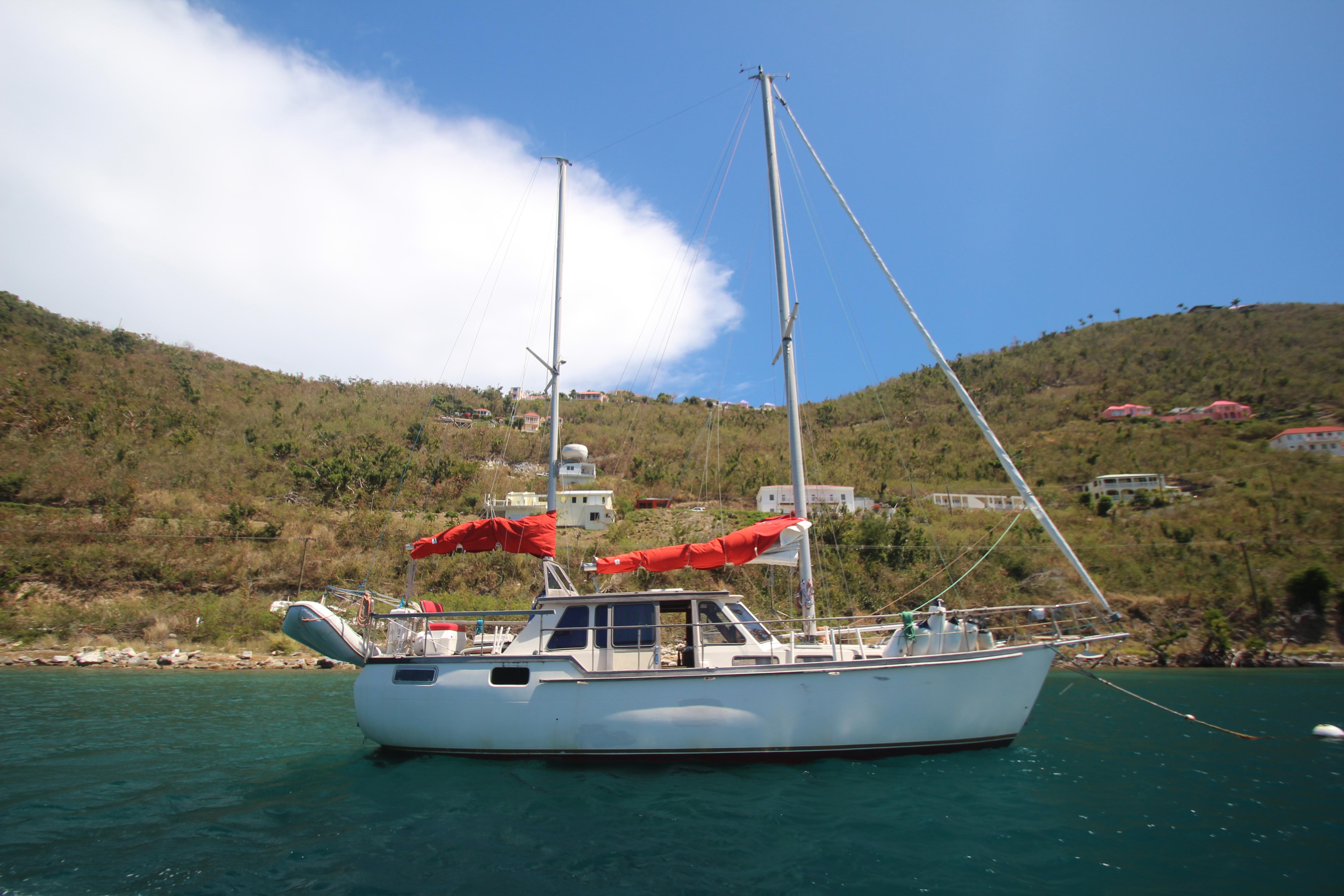 Nauticat Pilothouse 38