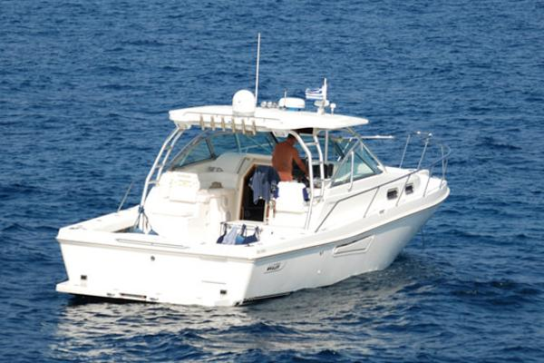 Boston Whaler DEFIANCE 350