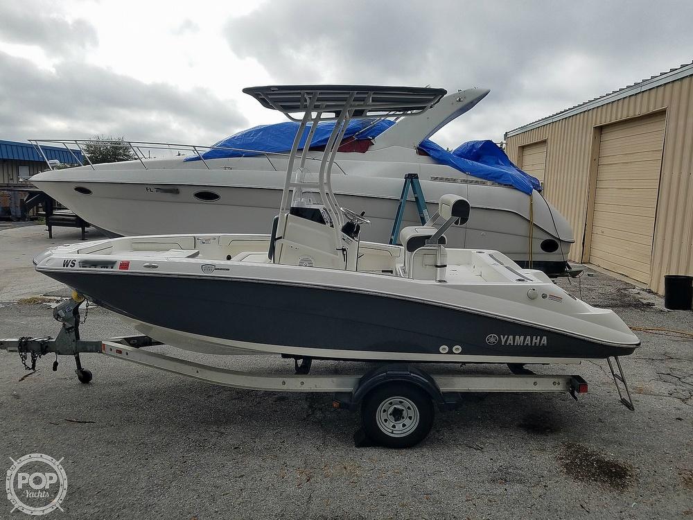 Yamaha Boats 190 FSH Sport 2016 Yamaha 190 FSH Sport for sale in Clearwater, FL