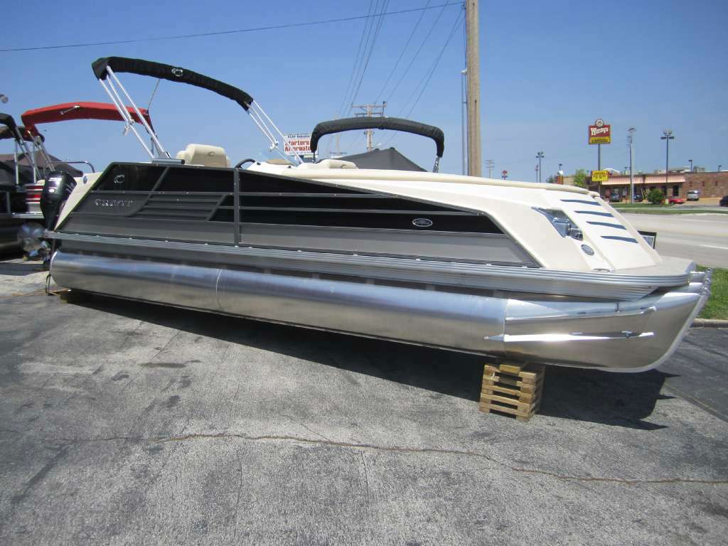Crest Pontoon Boats Savannah 250
