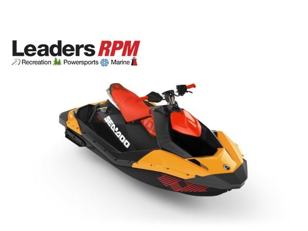 Sea-Doo SPARK® TRIXX™ 2-up Rotax 900 HO ACE Orange Crush