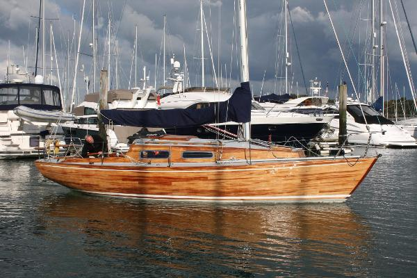 Custom Bermudan Sloop 31' Custom Sloop