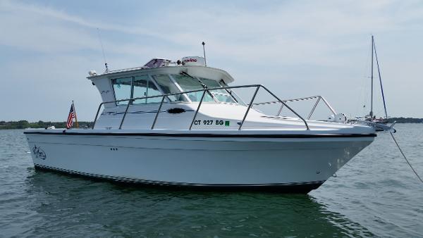 Baha Cruisers 277 Gle Starboard Bow
