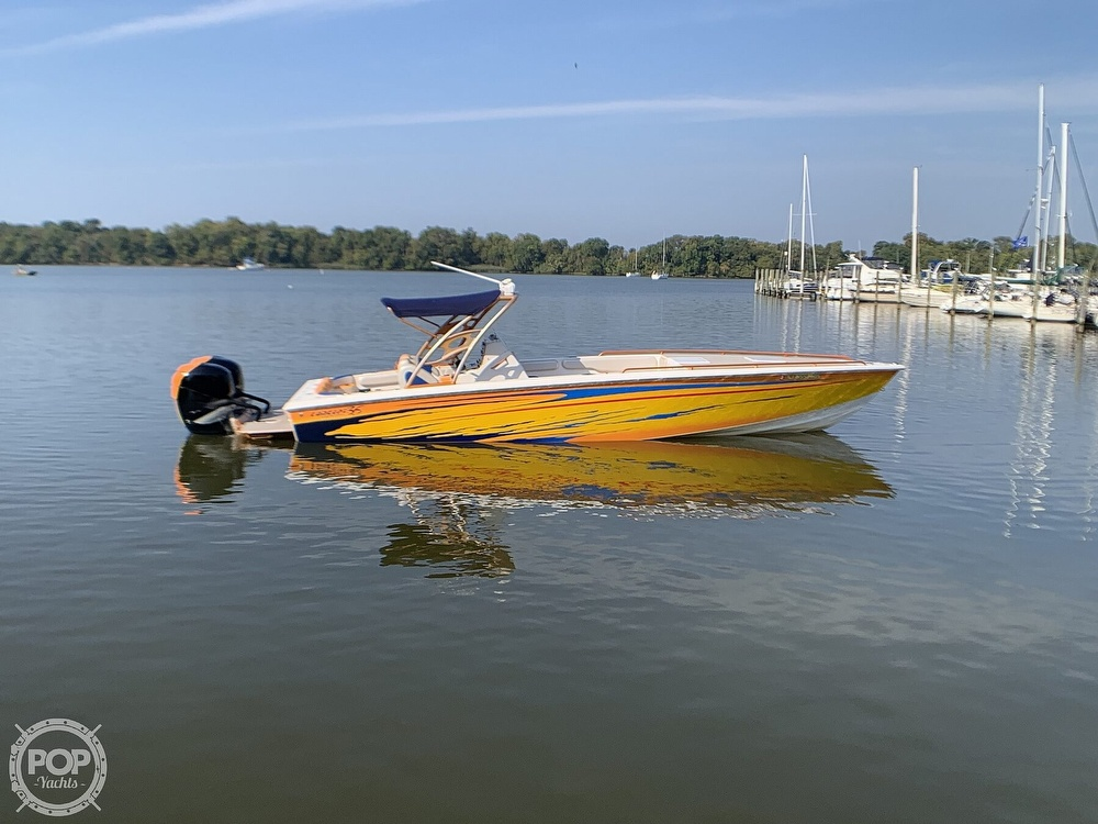 Concept 36 cc 2005 Concept Marine 36 CC for sale in Chestertown, MD