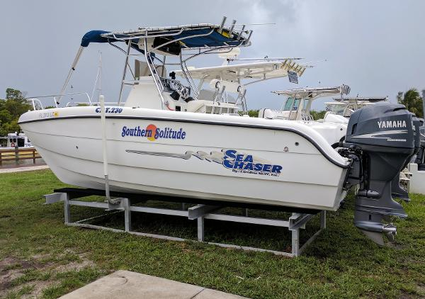 Sea Chaser 230 CAT