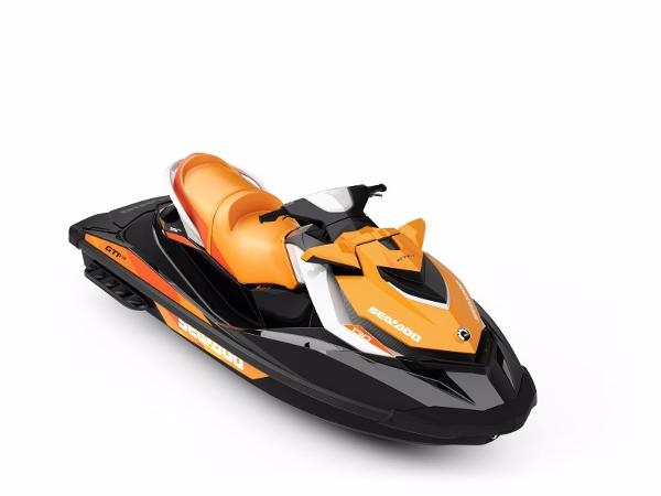 Sea-Doo GTI™ SE 155 Sunrise Orange