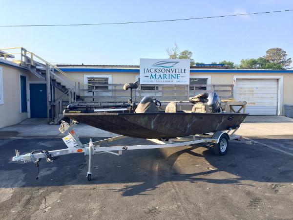 G3 Boats Sportsman 17 Camo
