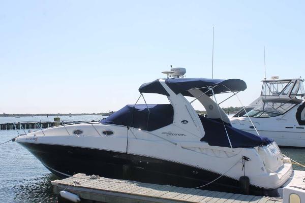 Sea Ray 320 Sundancer Main Profile