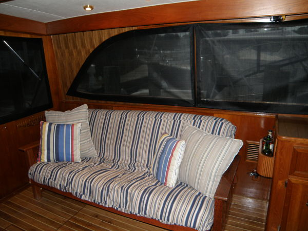 port aft of salon