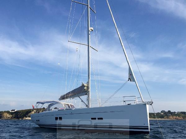 Hanse 575 Hanse 575 2014 - h2o Yachting