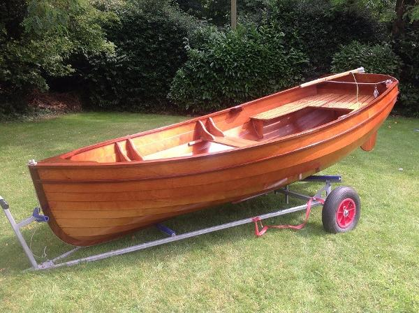 Ian Oughtred Puffin Dinghy Ian Oughtred Puffin Dinghy