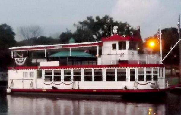 Steel River Tour-Dinner Boat