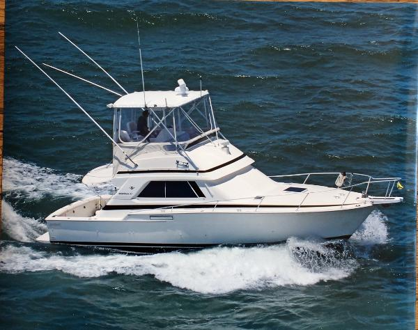 Bertram 37 Convertible