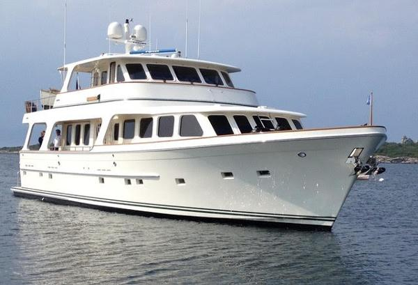 Offshore Yachts 80 Voyager