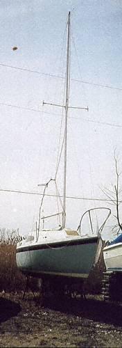 Grampian Sail Boat