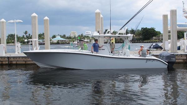 Yellowfin 36 (LOADED!)