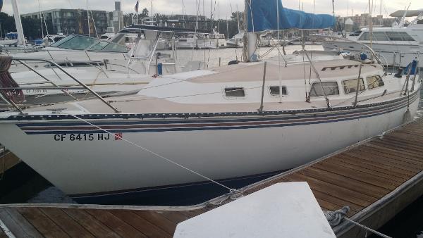 Newport 33 marina del rey slip pos transfer