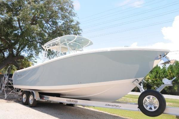 Sailfish 320 CC