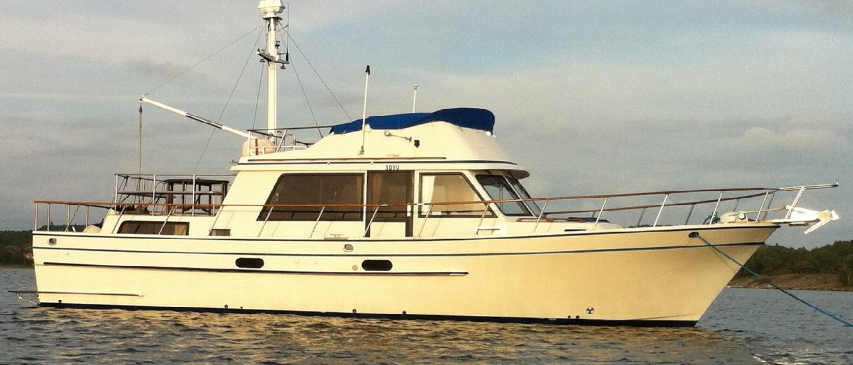 Neptune Neptune Classic Trawler 42