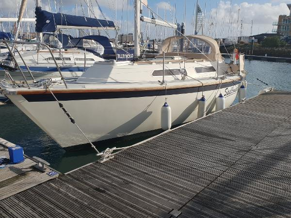 Westerly Merlin Port Side