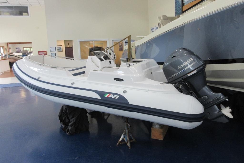 AB Inflatables Nautilus 14 DLX Sister Ship