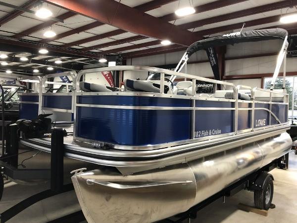 Lowe Ultra 182 Fish & Cruise