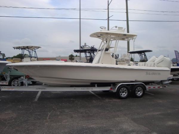 ShearWater 270 Carolina Bay TE