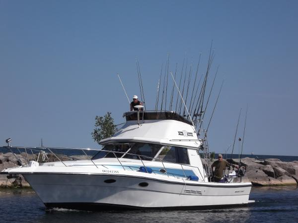 Sportcraft Pesca 360 Underway