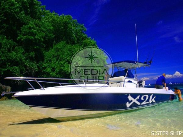 Northsea boats X2K NORTHSEA BOATS - X2K - exteriors