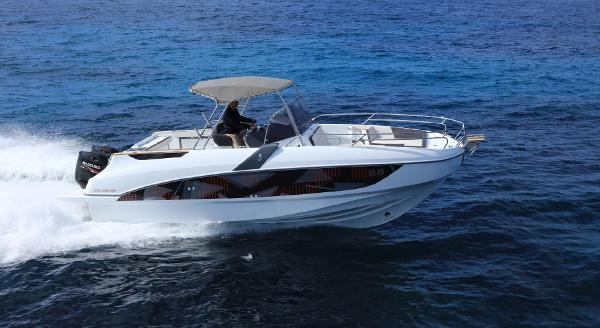 Beneteau Flyer 8,8 SPACEdeck