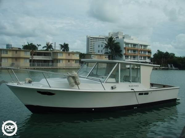 Black Watch 30 Open Fisherman 1986 Black Watch 30 Open Fisherman for sale in Riviera Beach, FL